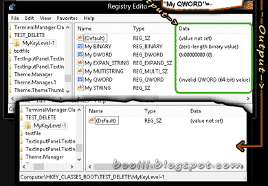 how to delete registry value