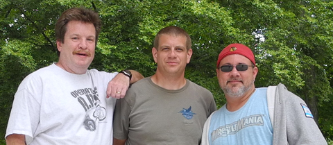 Walt, Darryl, and Scott