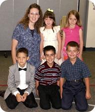 Andrea's HBC 2nd Grade SS Class