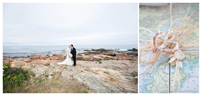 Samantha Melanson Nautical Wedding