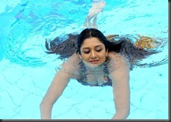 vimala_raman_hot in swim wear