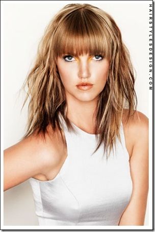 Hairstyle Trends For 2012 Bangs