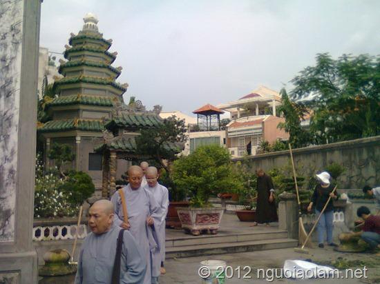 tang lễ hòa thượng Thích Minh Châu - 33