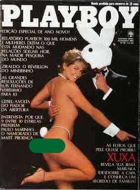 Xuxa Playboy 2