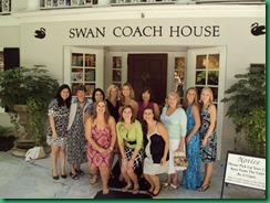 Swan Coach house girls