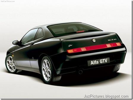 Alfa Romeo GTV (2003)6