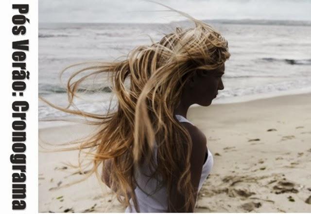 Como recuperar o cabelo