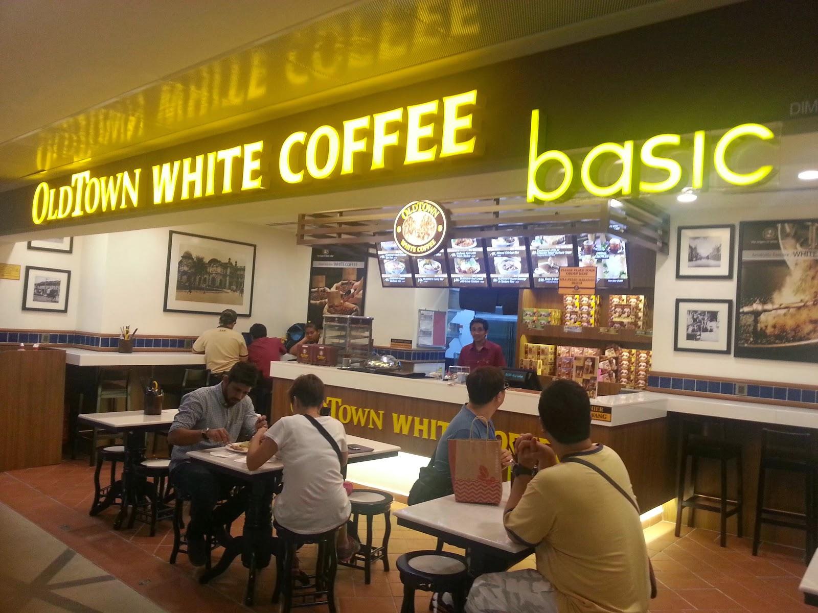 Coffee Cafe Near Klcc