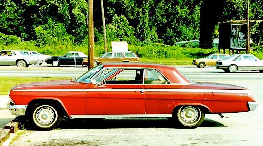 John's 62 Chevy Impala