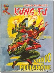 P00007 - Kung Fu #7