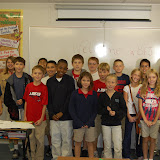 Cici's Pizza Pledge Union Cross Elementary Mrs. Sheets 5th Grade Class