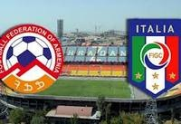 Armenia vs Italia