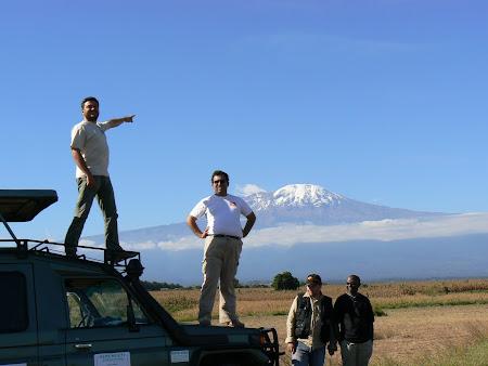 African Safari: Kilimanjaro