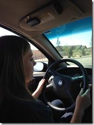 Katie Driving (3)
