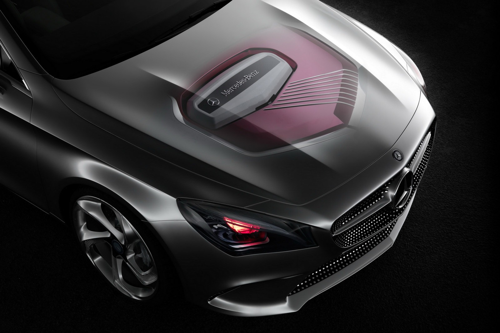 VIDEO: Mercedes-Benz Concept Style Coupe
