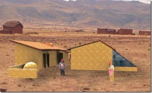 Tener casa en Bolivia