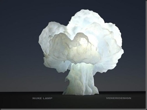 veioza ciuperca atomica