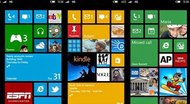 Cool Tiles para Windows Phone