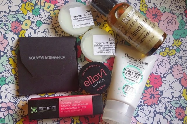 July 2014 Vegan Cuts Beauty Box
