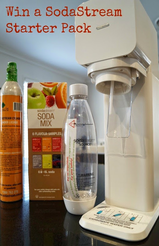 SodaStream Starter Pack Giveaway