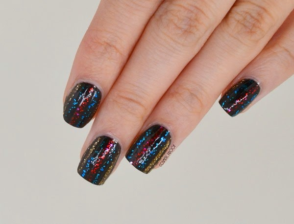 New York Color NYCBeautyPro NYFW Nail Art Review Swatch (3)