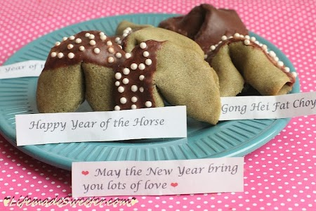 Green Tea Fortune Cookies - Life made Sweeter.jpg