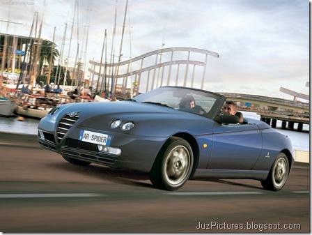 Alfa Romeo Spider (2003)2