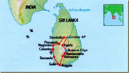 Sri Lanka carte002