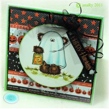Spooky bear~