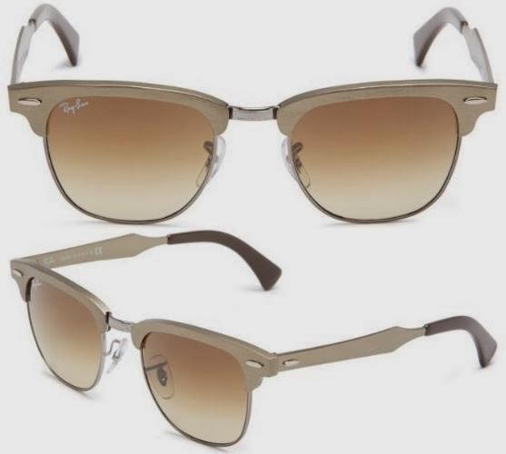 óculos de sol da luiza novela em família - ray ban rb3507 clubmaster