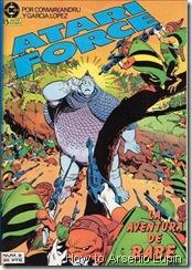 P00008 - Atari Force #8