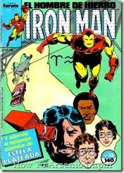 P00077 - El Invencible Iron Man - 184 #185