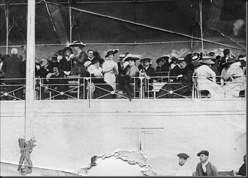 Palco Partido de Mesina 1909