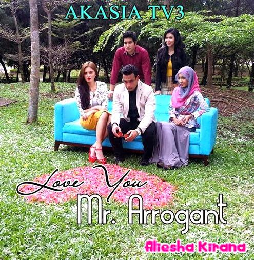 Senarai Lagu OST Love You Mr Arrogant Akasia TV3