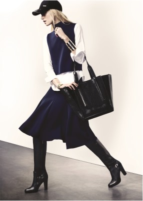 Vince Camuto's Fall 2014 Campaign