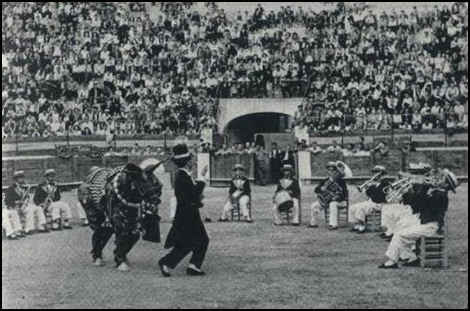 TOREO COMICO ca 1960