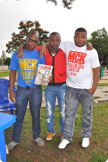 MCK - Venda No Huambo ()