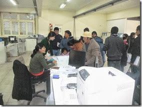 El Consulado General de Bolivia entregó documentación a residentes bolivianos
