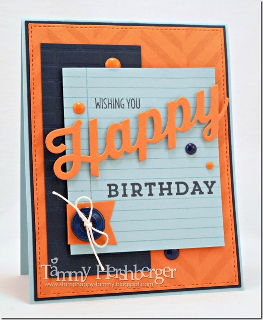 Color Throwdown #300 with My Favorite Things new July Release products by Tammy Hershberger