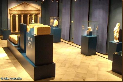 Sala V - Museo de la romanización - Calahorra