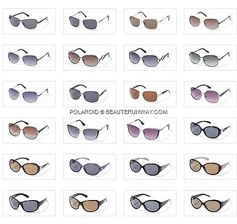 Polaroid Eyewear Plus new sunglasses collection features UltraSight™ Plus lenses, pioneer expert polarized lens technology urban designer frames UltraSight™  high protection comfort, perfect.glare-free vision, visual acuity UV400