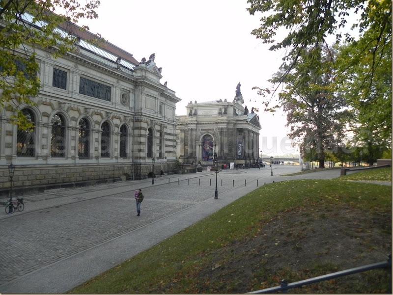 O Albertinum Dresden