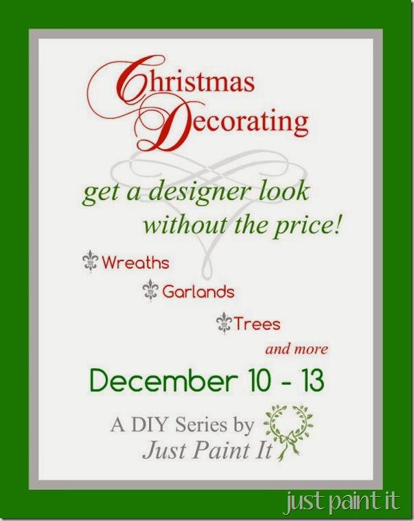 DIY Decorating Series