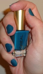 L'Oreal Nail Polish_Matte-r of Fact