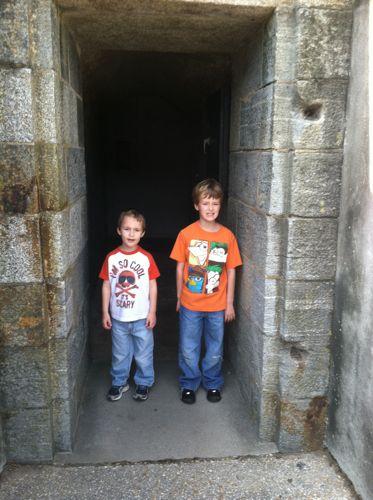 Aidan+Aeson+Fort+Pulaski