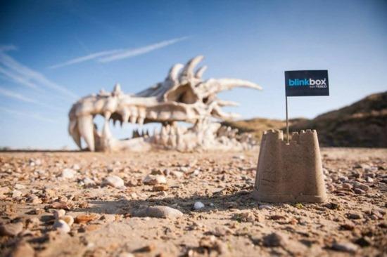 Esqueleto de dragão 03