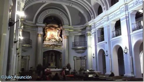 Basílica de la Virgen de Atocha - interior - Madrid