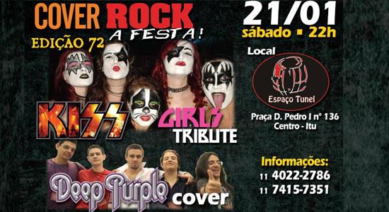 Cover Rock - Edição 72