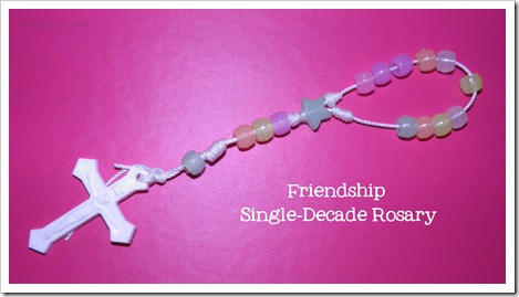 Friendship Rosary
