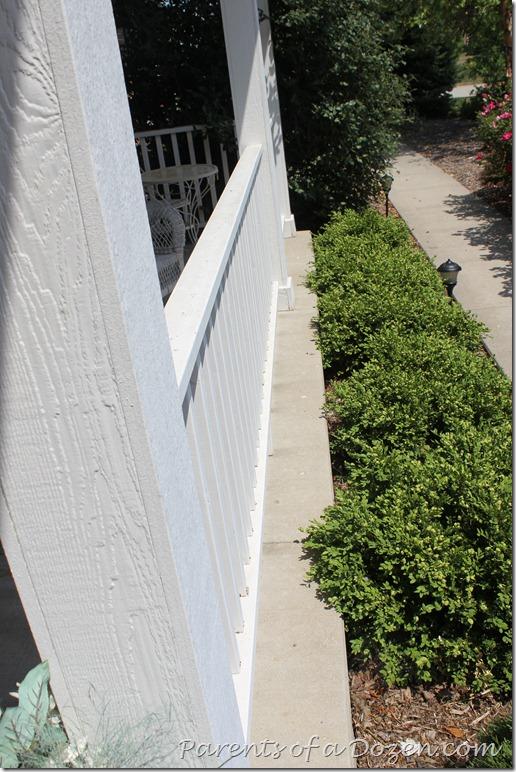 2012-07-05 Porch Railing 2012-07-05 006